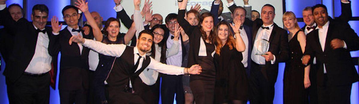 Awards image - iStorage staff together
